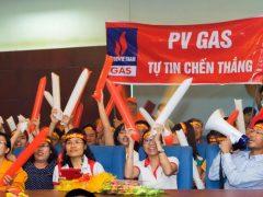 Sôi nổi trong các phong trào hoạt động của PV GAS