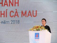 Chủ tịch Quốc hội Nguyễn Thị Kim Ngân phát biểu chỉ đạo